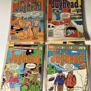 Jughead & Archie Vintage Assorted Comic Books